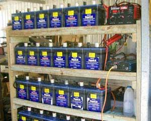 Aquaponics Battery Bank. Practical Aquaponics.