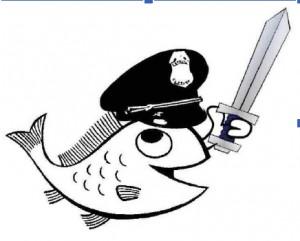 Aquaponics policemen.