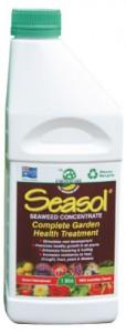 Seasol seaweed extract.
